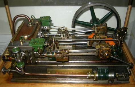 Larrad's Experiment engine.